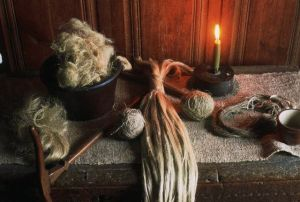 Yarns and Wool